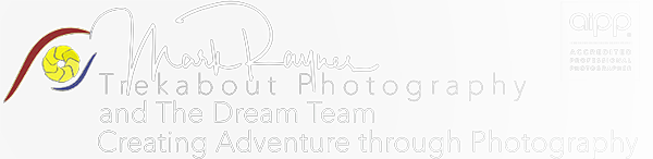 Mark Rayner and the Dream Team. Creating Adventure through Photography